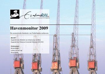 Havenmonitor 2009 - ERIM - Erasmus Universiteit Rotterdam