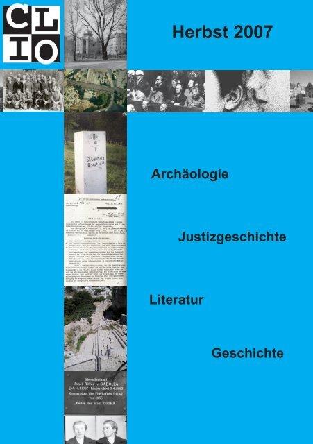 Programm_herbst_2007 - Erinnern