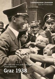 Graz 1938 - Erinnern