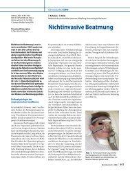 Nichtinvasive Beatmung bei COPD - Erkan Arslan