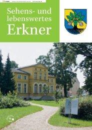 Stadtbroschüre - Stadt Erkner