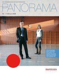 Nr. 1 / Februar 2008 - Erlebnisbank.ch