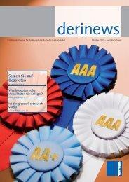 derinews 10 / 2011 - Raiffeisen