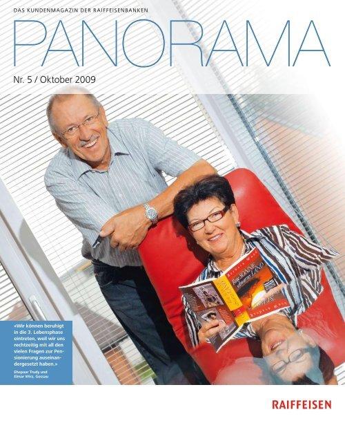 Nr. 5 / Oktober 2009 - Erlebnisbank.ch