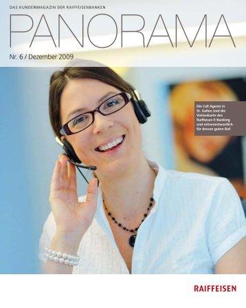 Nr. 6 / Dezember 2009 - Erlebnisbank.ch