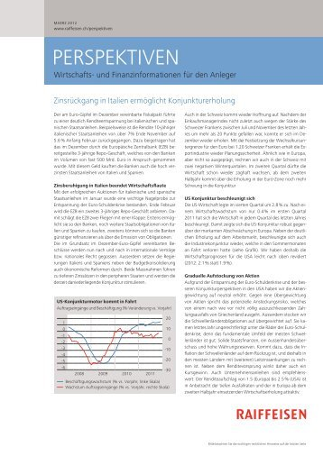 PERSPEKTIVEN - Erlebnisbank.ch