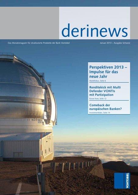 derinews 01 / 2013 - Raiffeisen