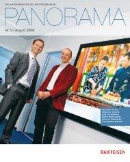 Nr. 5 / August 2008 - Erlebnisbank.ch