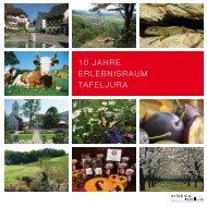 Festschrift - Erlebnisraum Tafeljura