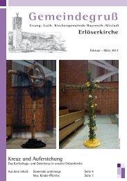 Februar - März 2013 - Evangelisch-Lutherische Erlöserkirche ...