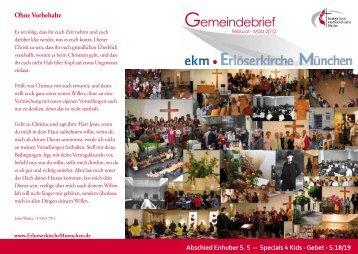 März 2012 - EMK Erlöserkirche München - erloeserkirchemuenchen ...