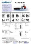 Nuevos botones redondos, cuadrados,... para las bases 5G ... - Ermec - Page 2