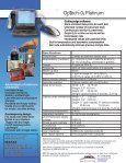 optech 02 platinum 02 analyzer permeation headspace leak ... - Ermec - Page 2