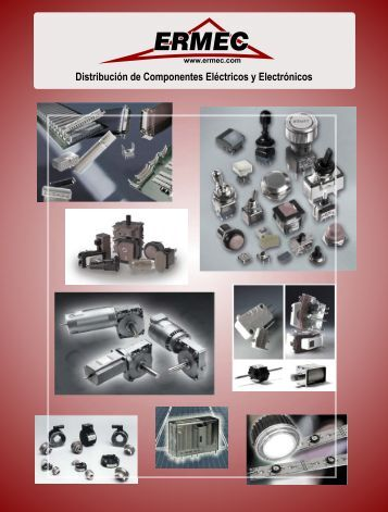 Distribución de Componentes Eléctricos y Electrónicos - Ermec