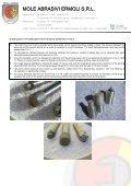 Dressing tools - Mole Abrasivi Ermoli - Page 3