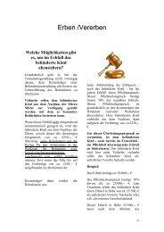 Rentenbeiträge - Auch bei Pflege in den Schulferien - Asbh Potsdam