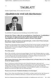 Interview F. Burose, 20. November 2012 - Kompetenznetzwerk ...
