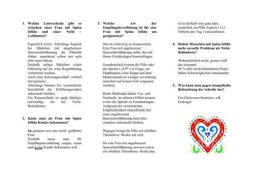 Fragen und Antworten zur Sexualität bei Mädchen ... - Asbh Potsdam
