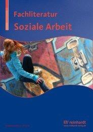Soziale Arbeit - Ernst Reinhardt Verlag
