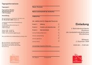 Einladung - Asbh Potsdam