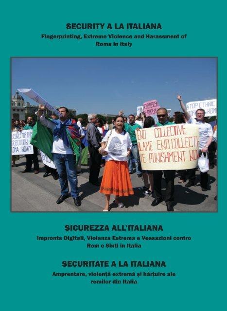 security a la italiana sicurezza all'italiana securitate a la italiana