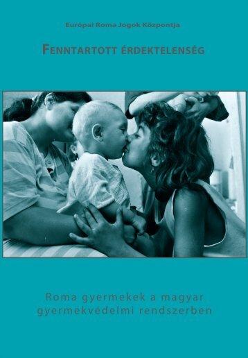 Roma gyermekek a magyar gyermekvédelmi rendszerben