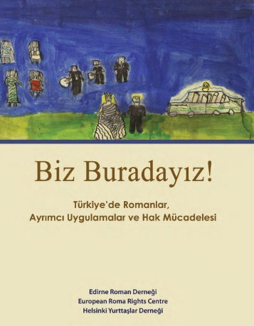 Türkçe - European Roma Rights Centre