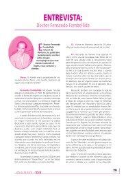 entrevista: doctor fernando fombellida - Errenteria