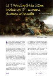 """La """"Prisión General de los Gitanos"""" durante el siglo XVIII ... - Errenteria"""