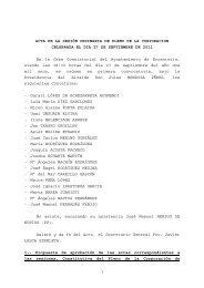 1 ACTA DE LA SESIÓN ORDINARIA DE PLENO DE LA ... - Errenteria
