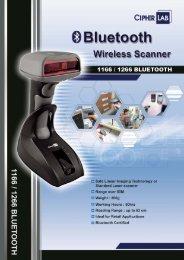 1166 / 1266 Laser Scanner - Datasheet