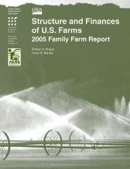 Entire Document - Economic Research Service - US Department of ...