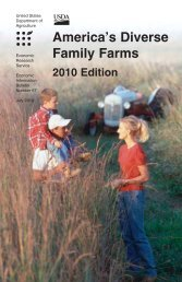 America's Diverse Family Farms, 2010 Edition - Economic Research ...