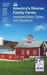 America's Diverse Family Farms - Economic Research Service