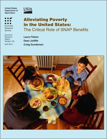 Alleviating Poverty in the United States - Economic Research ...