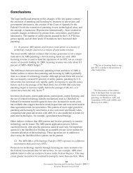 Conclusions - Economic Research Service
