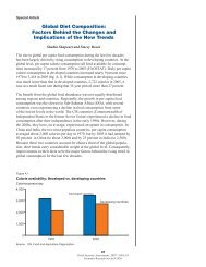 Food Security Assesstment, 2007: Special Article - Economic ...