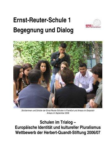 Abschlussbericht - Ernst-Reuter-Schule 1