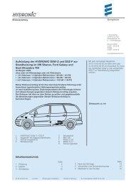 VW Sharan 1,9 TDI Aufrüstung 07.2007.indd - SoeAuto