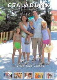 Csaladunk 2006 3 korr.qxd - Veszprémi Érsekség