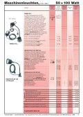 Maschinenleuchten - ERSO-indulux - Page 2