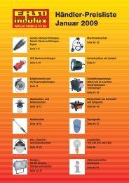 Gummi-Steckvorrichtungen - ERSO-indulux