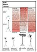 Reflectores, caballetes y accesorios - ERSO-indulux - Page 3