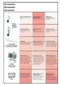 Reflectores, caballetes y accesorios - ERSO-indulux - Page 4