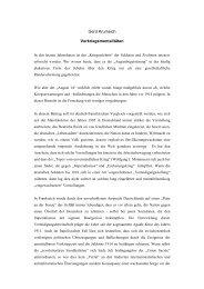 Gerd Krumeich Vorkriegsmentalitäten - Themenportal Erster Weltkrieg