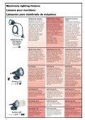 Lámparas para alumbrado de máquinas - ERSO-indulux - Page 2
