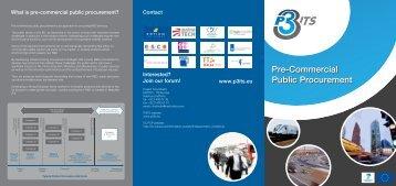 P3ITS Factsheet - ERTICO.com