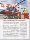 Bericht über den Intensivtransporthubschrauber des ASB Nürnberg im - Seite 2