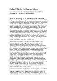 Die Geschichte des Erzabbaus am Grünten - Erzgruben ...