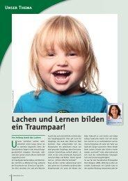 Lachen und Lernen bilden ein Traumpaar! - ErzieherIn.de